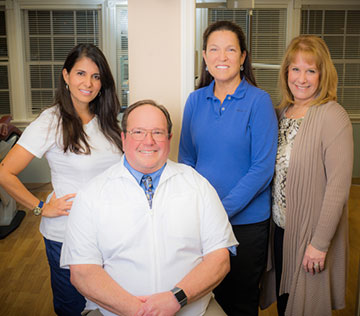 Dr. Richard P. Nobile, DDS and Staff